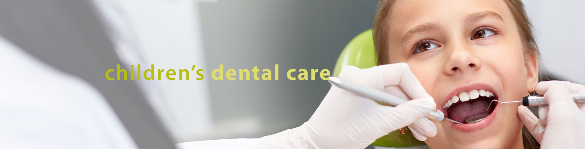 Children's Dental Care at Hookstone Dental